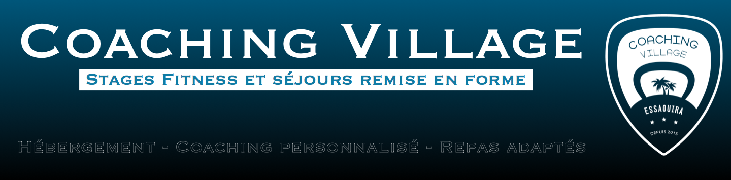 Coaching village stage fitness