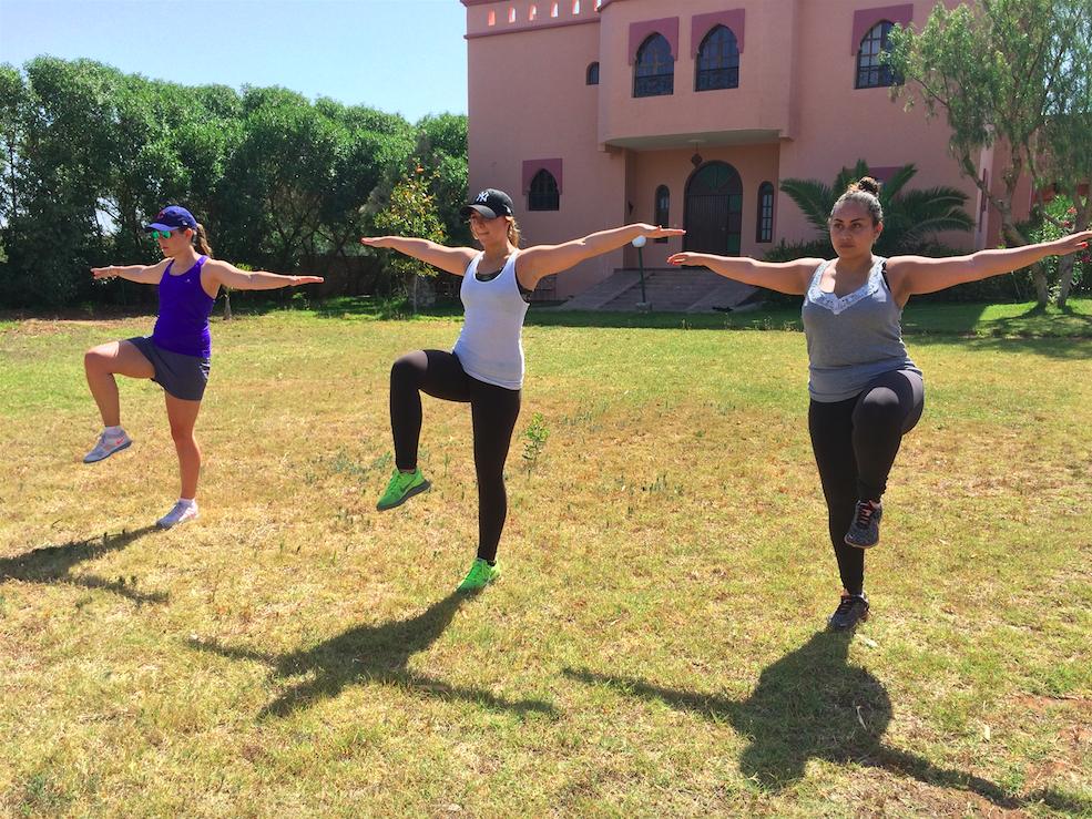Coaching Village : Séjours bootcamp, stages Fitness et