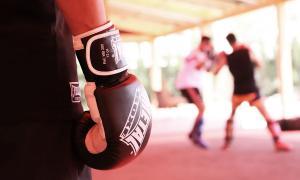 Camp de boxe thai