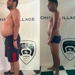 Stage fitness personnalisé - Transformation physique
