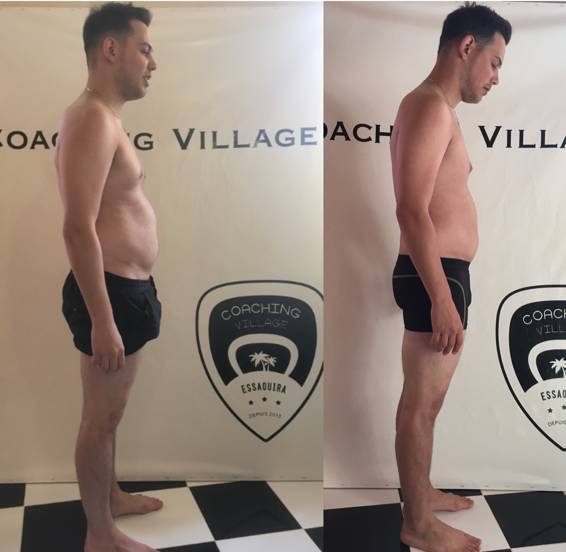 John transformation Coaching Village