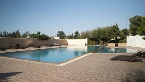 Piscine séjour bien-être Maroc