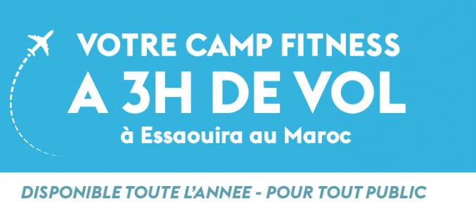 Séjour fitness Essaouira - Stage fitness Maroc