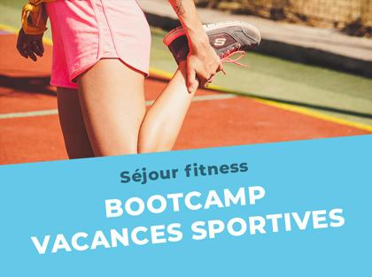 Sejour fitness bootcamp vacances sportives 1