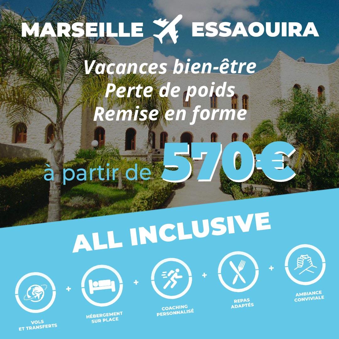 Séjours Bien être Marseille