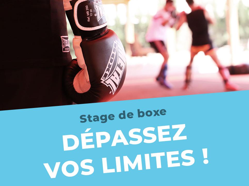 Stage de boxe