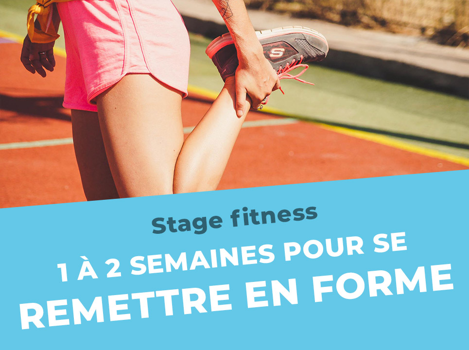 Stage fitness / Bootcamp